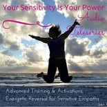 sensitivity is your power