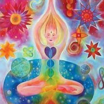 S.B., yoga teacher