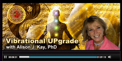 vibrational upgrade system radio shows